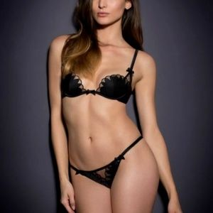 NWT Agent Provocateur Ellin 3-piece set